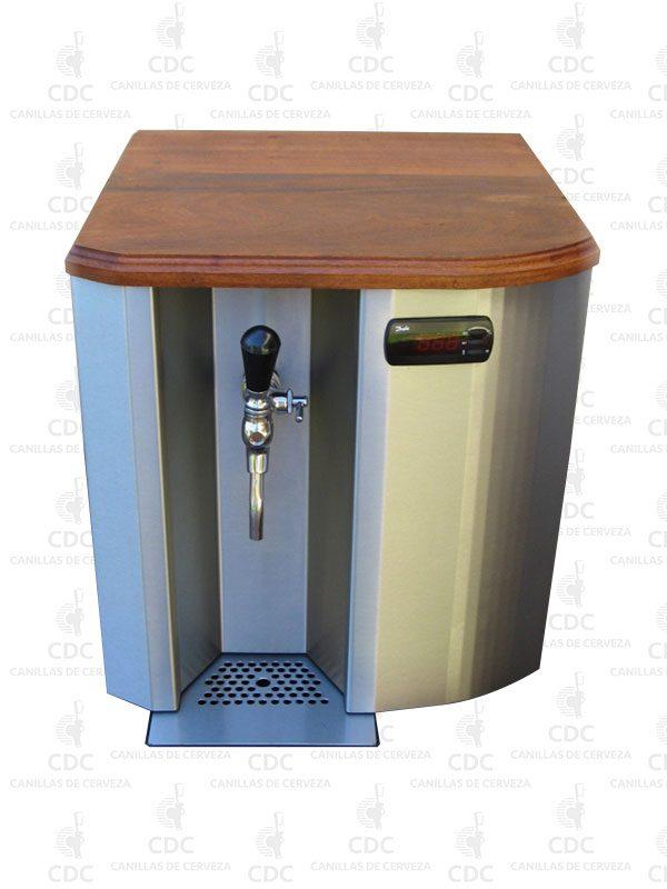 Chopera eléctrica para cerveza artesanal e industrial