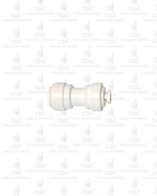 Acople rápido tubo recto 3/8″ a 1/4″