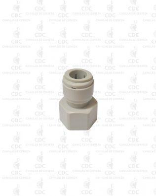 Rosca hembra 1/2″ BSP a acople rápido 1/2″ Fluidfit