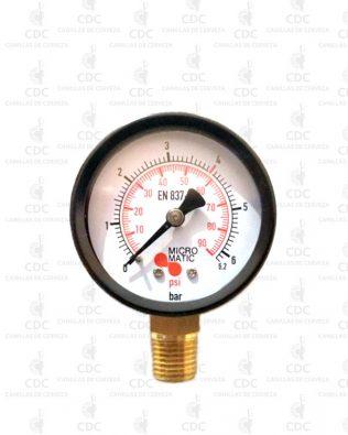 Reloj de Baja para regulador primario MICROMATIC